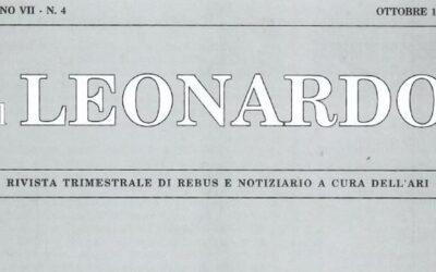 """Il Leonardo"" del 1995"